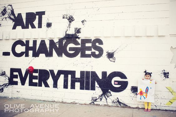 art. changes. everything.