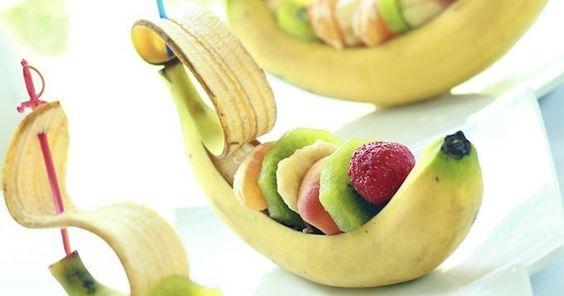 10 façons originales pour présenter vos fruits | Cuisine AZ