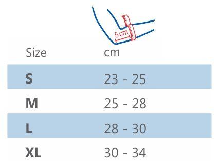 ACTIMOVE - Bang do size EpiSport