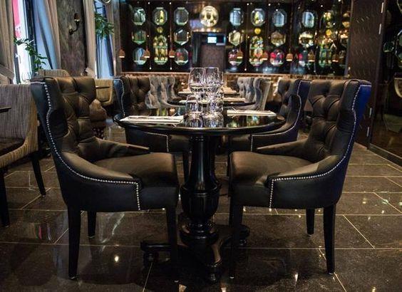 7. Le Pain Français, GoteborgIl suo punto forte è l'architettura e il design: un mix di barocco spagnolo e rococò francese in salsa nordica. Ben 1200 metri quadrati di superficie distribuiti su 4 piani, ognuno con un design diverso. Già il nome spiega la predilezione per la cucina francese (il bar è particolarmente famoso per le sue colazioni) anche nel bistrot (qui il menu)(Ovre Husargartan 26, 41314 Goteborg, tel. +46 31415950)