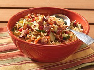 Bacon and Honey-Mustard Coleslaw from @Betty Crocker