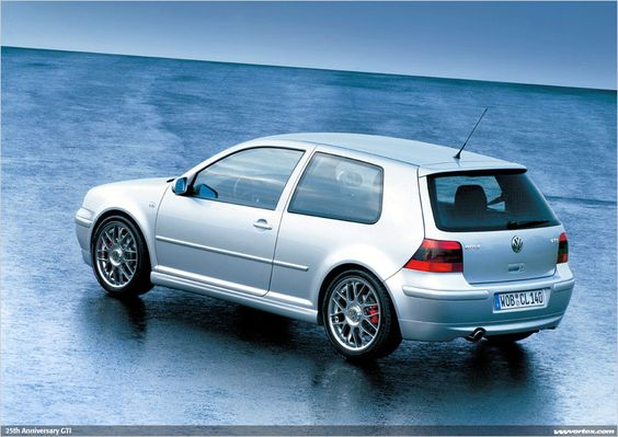 VW Golf Mk IV - 25th Anniversary GTi