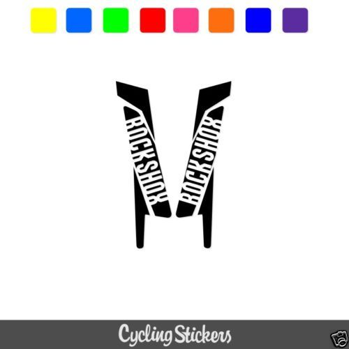 Rock-Shox-2015-16-Style-Suspension-Fork-Decal-Stickers-Replacement-BOXXER