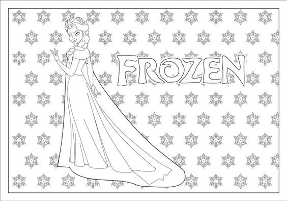 Color Plate Frozen