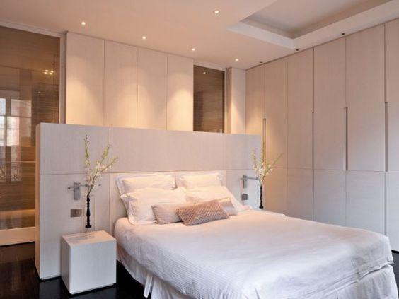 Suite parentale, appartement haussmannien, Paris. © Hélène & Olivier Lempereur