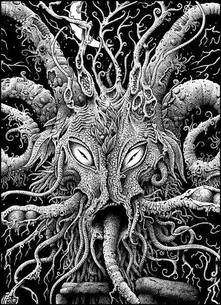 Meet Lovecraft's Shub Niggurath in creepy short film The Black Goat