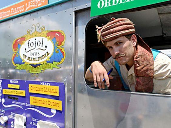 Fojol Bros. of Merlindia, Washington DC #foodcart | Travel | Pinterest ...