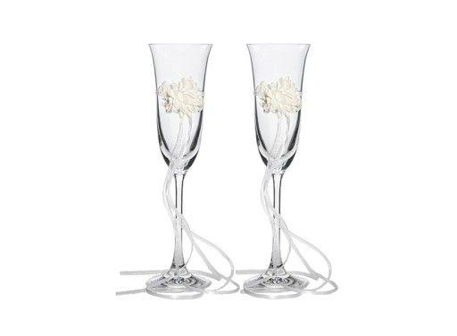 Slub Wesele Kieliszki Do Szampana 2szt 321 2626 6326517366 Oficjalne Archiwum Allegro Glassware Champagne Flute Champagne