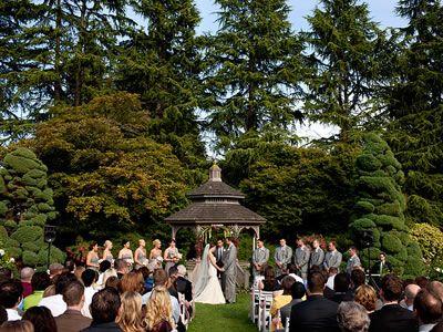 Woodland Park Zoo Seattle Washington Wedding Venues 6