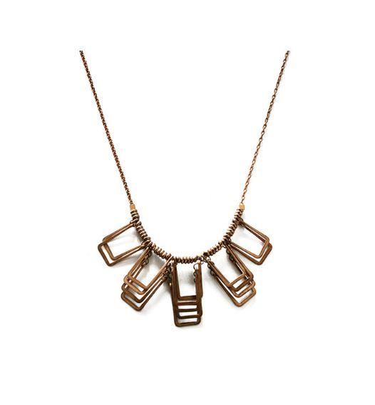 Rasenna Necklace - Laura Lombardi Jewelry