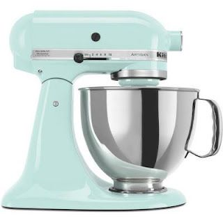 Sadly, as much as I love this, it wouldn't match my red kitchen aid blender :(