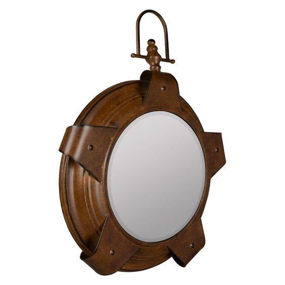 Lolek Wall Mirror - 17W x 23H in. - 40858