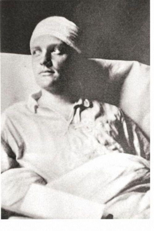 Manfred von Richthofen, July 1917