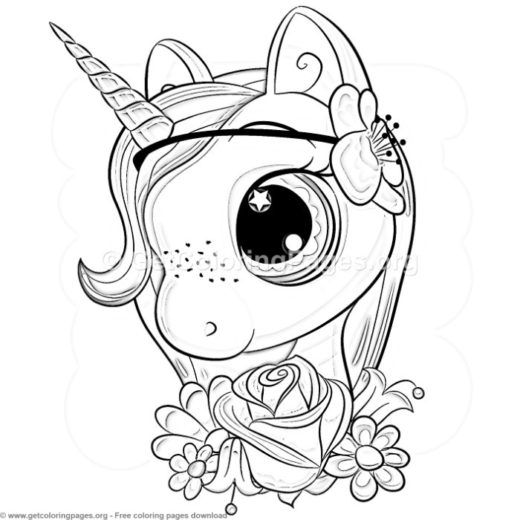 Unicorn Coloring Pages Super Coloring Page 7 Getcoloringpages Org Unicorn Coloring Pages Fairy Coloring Pages Cute Coloring Pages
