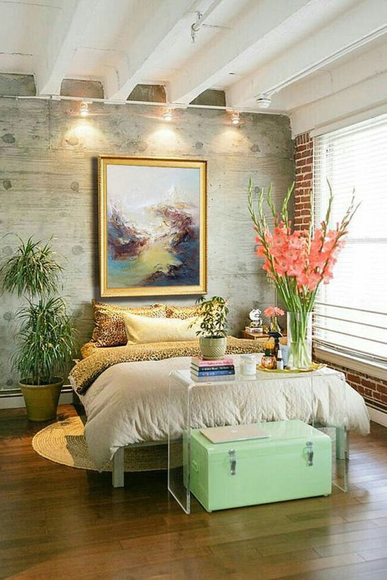 Easy Modern Eclectic Decor
