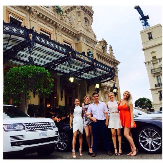 #Casino Casino hoppin in Monaco  by jazdaniel from #Montecarlo #Monaco