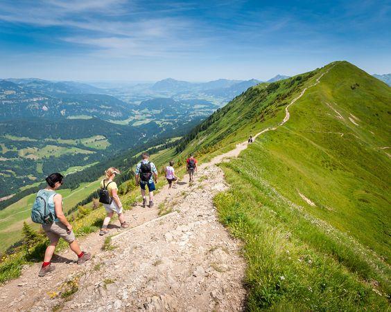 Fellhorn - Gratwanderung -