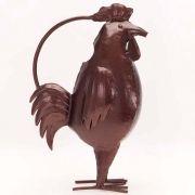 Bronze Cockerel Watering Can