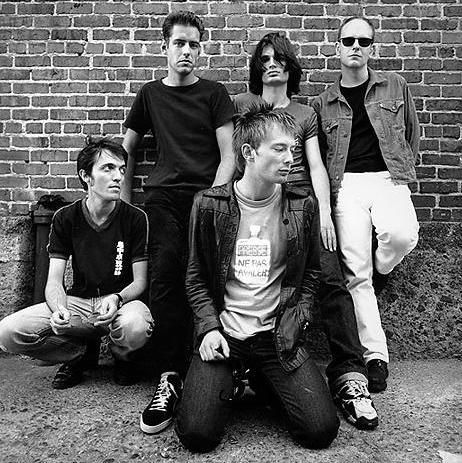 """""""And I know I'm paranoid and neurotic, I've made a career out of it."""" -- Thom Yorke. ... This must be the crux of why I <3  Radiohead"""