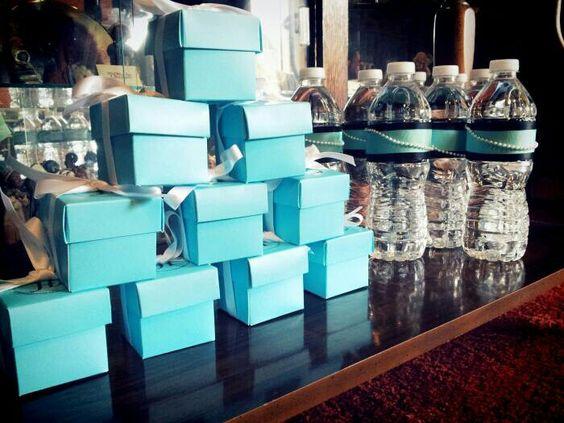Breakfast at Tiffany's Bridal Shower!
