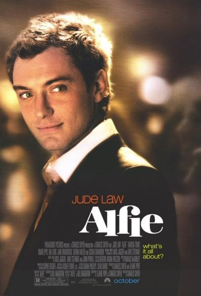 Alfie , starring Jude ...