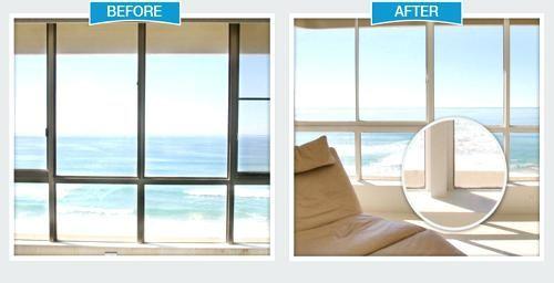 Painting Metal Window Frames Exterior Updated Exterior Door Paint Revitalizes Rear Entry Aluminium Win Painted Exterior Doors Metal Window Frames Window Frames