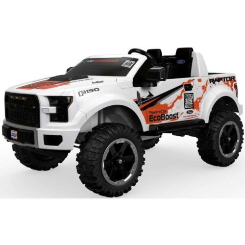 Power Wheels Ford F150 Raptor Electric Battery Ride On Kids Children Truck Car Power Wheels Toy Cars For Kids Kids Power Wheels