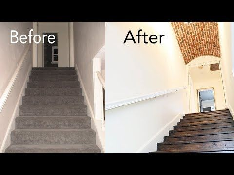 75 Diy Staircase Remodel Youtube With Images Staircase