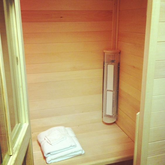 Spring detox can be most effective with addition of healthy sweating.  Our infrared sauna can help to burn calories and detox fast!