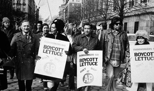 Today in labor history: Farm Workers win after 17-year boycott