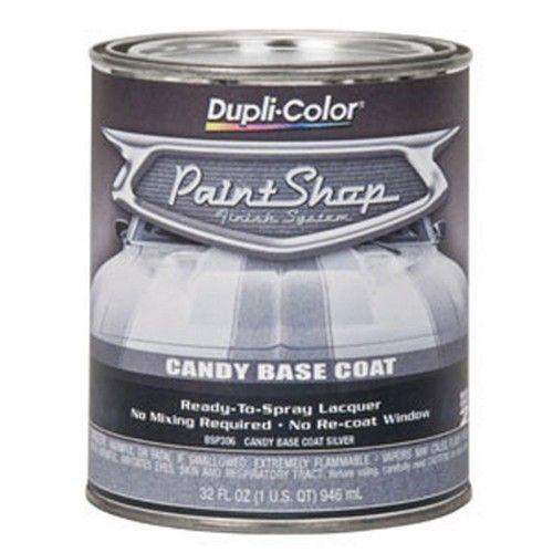 Duplicolor BSP306 Paint Shop - Candy Base Coat -32 Oz. | JB Tools