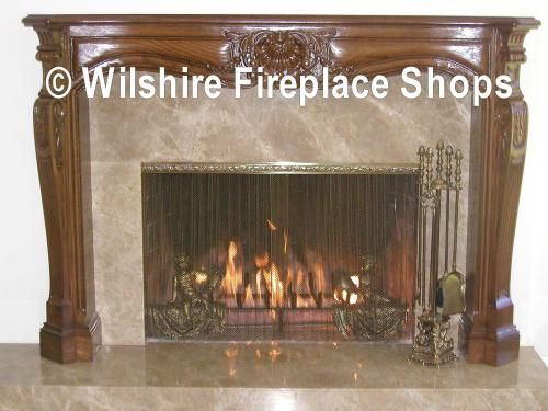 custom fireplace mantel available in custom sizes choice of wood