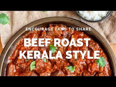 Beef Kerala Style Beef Roast Beef Roast Malayalam Recipe Kerala Beef Roast Nadan Beef Roast Youtube Roast Beef Recipes Roast Beef Recipes
