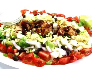 California Pizza Kitchen Barbecue Chicken Chopped Salad Calories