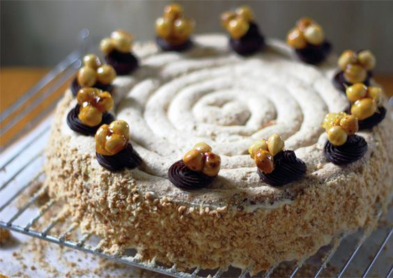 Dacquoise Cake Recipe Mary Berry