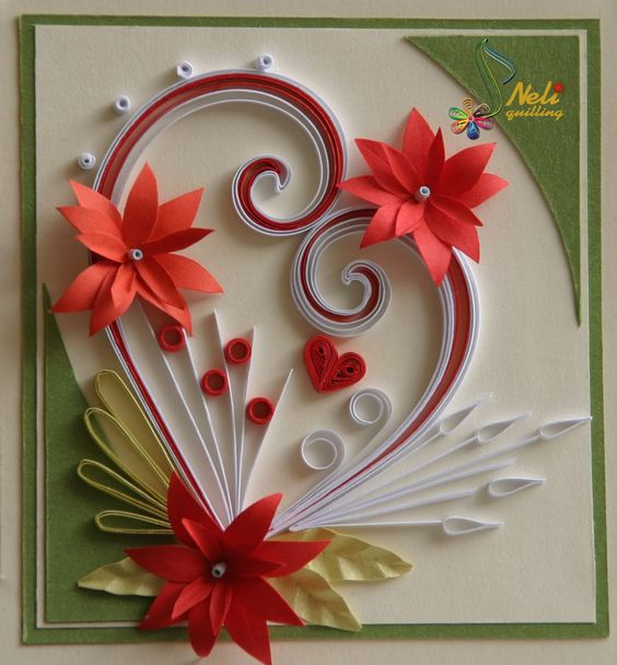 handmade valentine cards in pinterest
