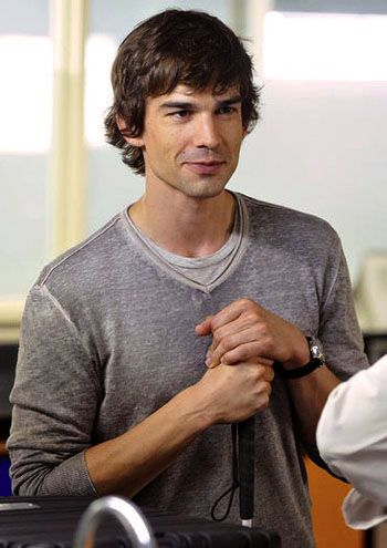 "Covert Affairs - Season 2 - ""World Leader Pretend"" - Christopher Gorham as Auggie Anderson"