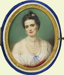 """Prostitute Madame Giulia Beneni (Julie Benin) (La Barucci) (1837-1870) France, was mistress of Edward VII (Albert Edward) (1841-1910) UK. When meeting Edward VII she was told to behave with decorum. When introduced she promptly let her dress fall to the ground without a word of warning. When she was reprimanded she exclaimed, """"What, did you not tell me to behave properly to His Royal Highness? I showed him the best I have, and it was free!"""""""