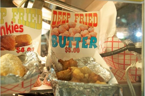 Fried Butter: need I say more
