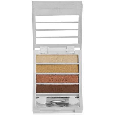 e.l.f. Cosmetics Flawless Eye Shadow, Golden Goddess, 0.21 oz