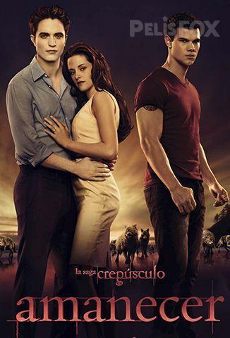 La Saga Crepusculo Amanecer Parte 1 2011 Crepusculo Pelicula Crepusculo Pelicula Completa Cine Y Literatura