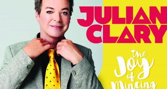What's on   Cambridge Corn Exchange   Julian Clary