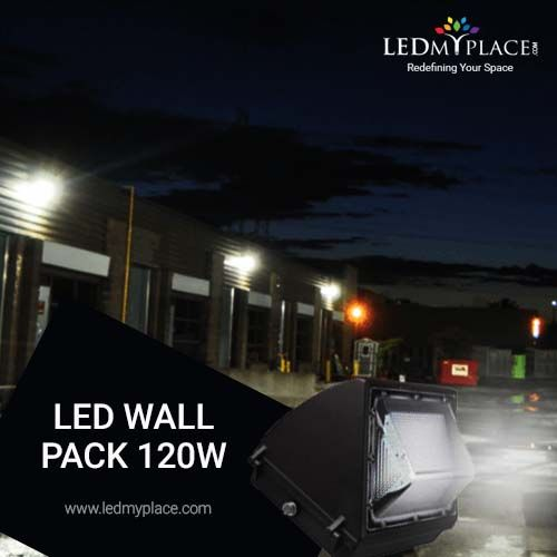 These Outdoor Led Wall Pack Lights Come With Photocell Sensor And 15k Lumens These 120w Led Wall Pack Is Energy Efficient And Wall Packs Wall Pack Lights Wall