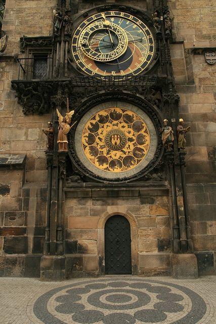 The Astronomical Clock Prague