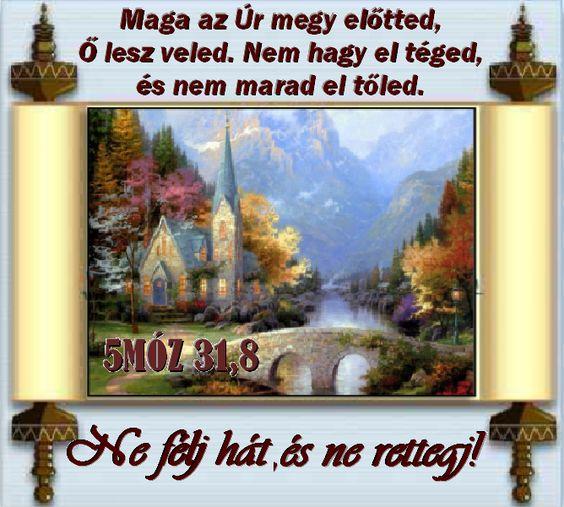 ...Úr megy előtted...