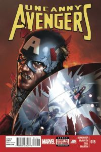 Review:Uncanny Avengers #15