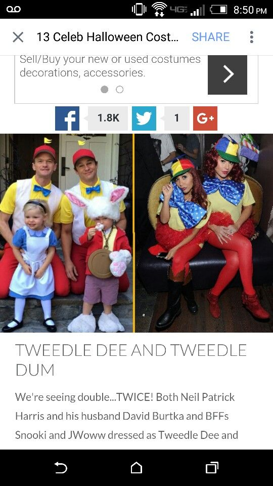 Tweedles