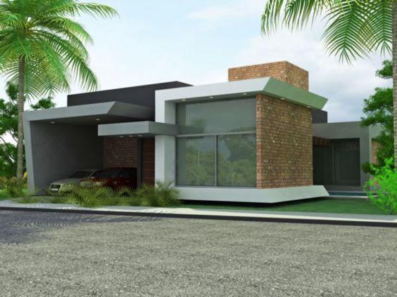 Casa terrea pesquisa google casa moderna rustico for Google casas modernas