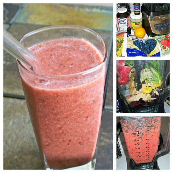 Delicious and Nutritious Smoothie Recipe www.dealdoll.com