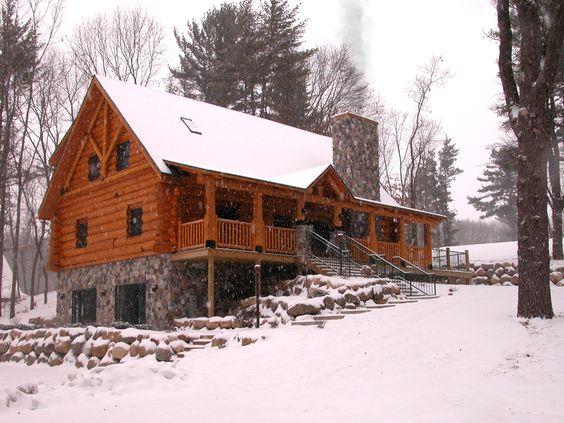 Pinterest the world s catalog of ideas for Dells wilderness cabin